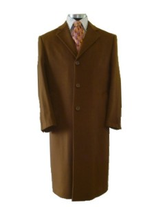 Affazy Topcoat-Brown