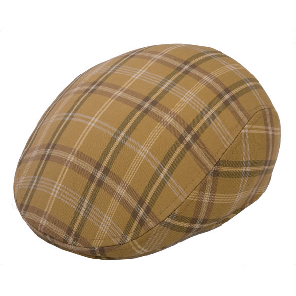 New Cuffley - Premium Molded Flat Cap