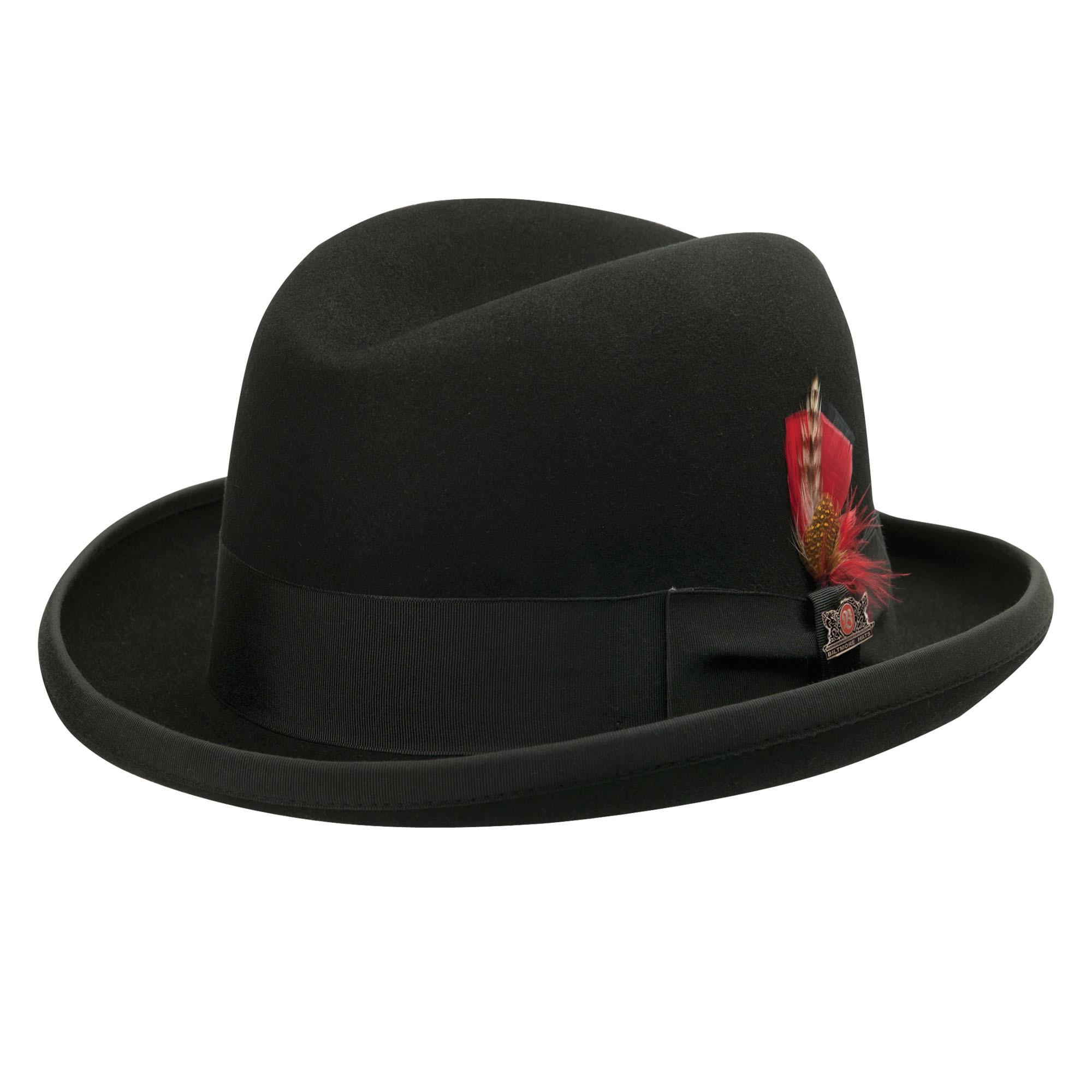 Winston - Fur Felt Homburg Hat